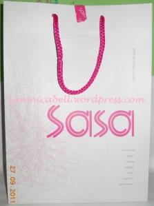 Sasa Paper Bag